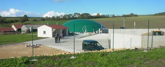 Assurances Biogaz – Méthanisation : CMV BIOGAZ (52) nous fait confiance