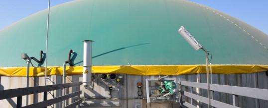 Assurances unités de production de Biogaz