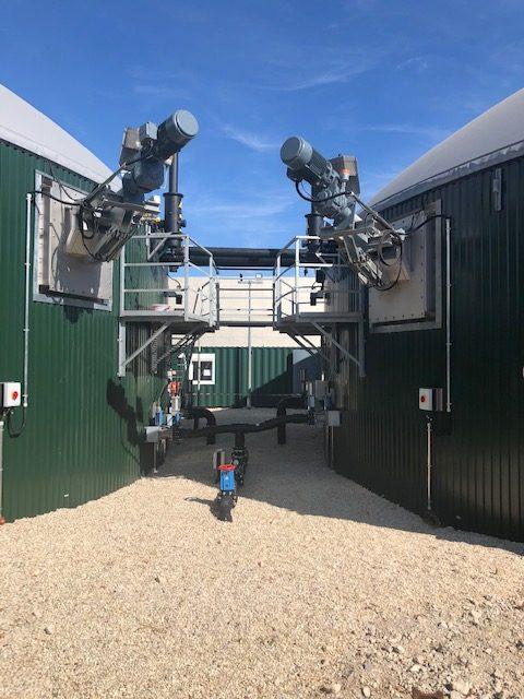 Biogaz du Verdunois - Installation de méthanisation en Meuse